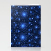 starry night Stationery Cards featuring Starry Starry Night by Lyle Hatch