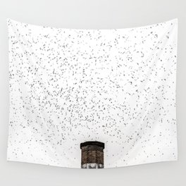 Swift Migration Wall Tapestry