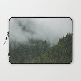 Tree Fog Laptop Sleeve