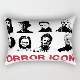 hORROR iCONS Rectangular Pillow