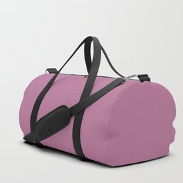 Pink Confection ~ Lavender Rose Duffle Bag