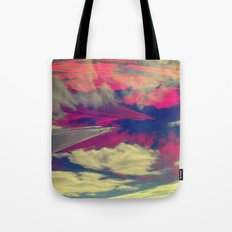 Signs in the Sky Collection - Visions Tote Bag