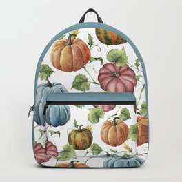 PUMPKINS WATERCOLOR Backpack