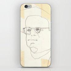 Line Glasses iPhone & iPod Skin