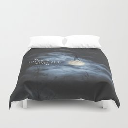 Away From All Of Reality Duvet Cover