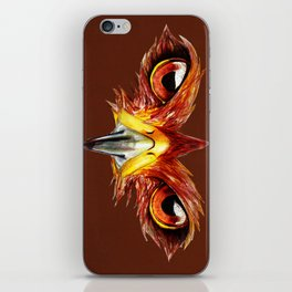 Hawk Eyes  iPhone Skin