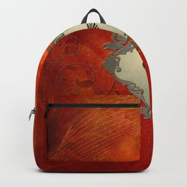 Fantasy bird Backpack