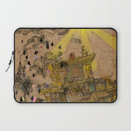 Chastity arch Laptop Sleeve