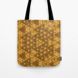 Sunny pattern Tote Bag