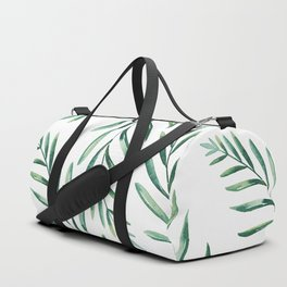 Green Leaves Duffle Bag