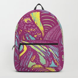 Rainforest Rhapsody Backpack