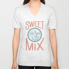 Sweet Mix Unisex V-Neck