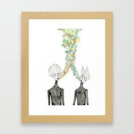 Shapemakers Framed Art Print