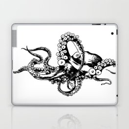 Octopus Sketch Laptop & iPad Skin
