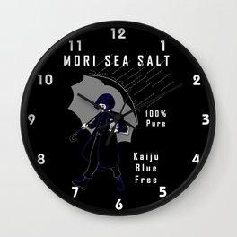 Mori Salt Wall Clock