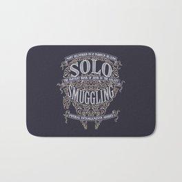 Solo Smuggling Bath Mat
