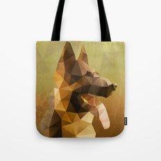 The German Shepherd Tote Bag