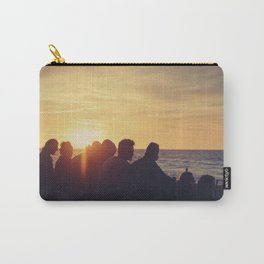 Sunset at the Baltic Sea Carry-All Pouch