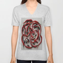 IT'S A SPICY KIND OF DAY! Unisex V-Neck