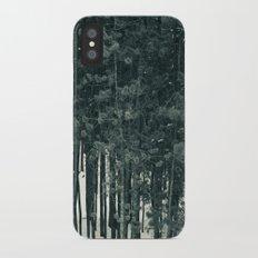 Tree Gazing iPhone X Slim Case