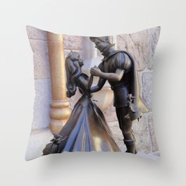 Once Upon A Dream II Throw Pillow
