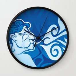 Aeolus Wall Clock
