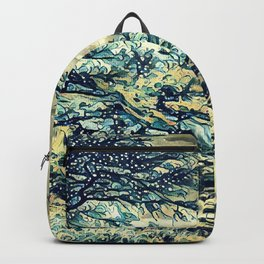 Oriental Touch Backpack