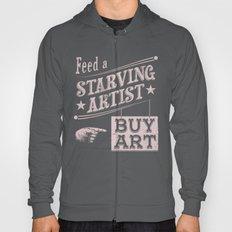 Feed an Artist Hoody
