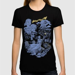 Hispanic Legend La Llorona (purple) T-shirt