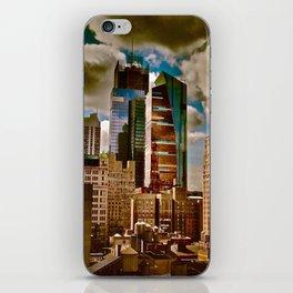 New York Towers iPhone Skin
