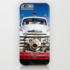 Old Fire Engine iPhone 6s Slim Case