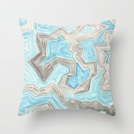 #55. CHRIS Throw Pillow