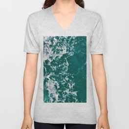 Emerald Waters Unisex V-Neck