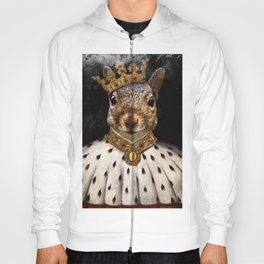 Lord Peanut (King of the Squirrels!) Hoody