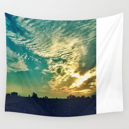 Charleston Skies Wall Tapestry
