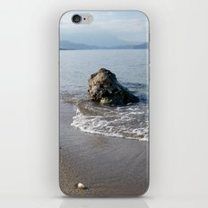 Rock on the Seashore iPhone & iPod Skin