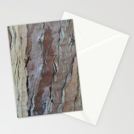 TEXTURES -- Fern-Leaved Ironwood Bark Stationery Cards