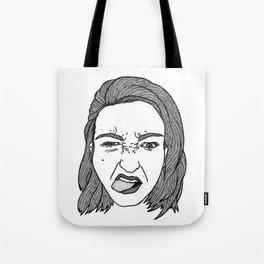 yuck Tote Bag