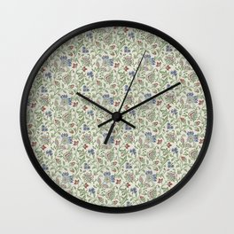 William Morris Brentwood Wall Clock