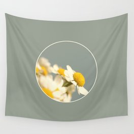 007 Flower Wall Tapestry
