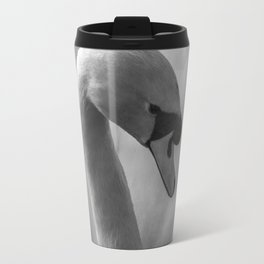 Swan Heart Travel Mug