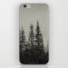 the edge of the forest iPhone & iPod Skin