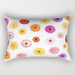 Gerberas Rectangular Pillow