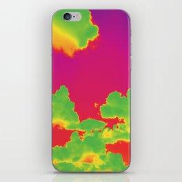Strange Sky iPhone Skin