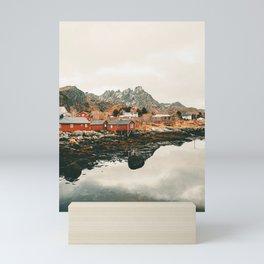 Norway Mini Art Print
