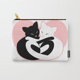 Balanced Feline Love Carry-All Pouch