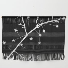 Twigs and Thorns Photogram Wall Hanging