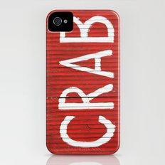 Crab Slim Case iPhone (4, 4s)