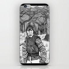 Aguirre, der Zorn Gottes iPhone Skin