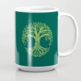 A Whole Widen World Irish Blessing Coffee Mug